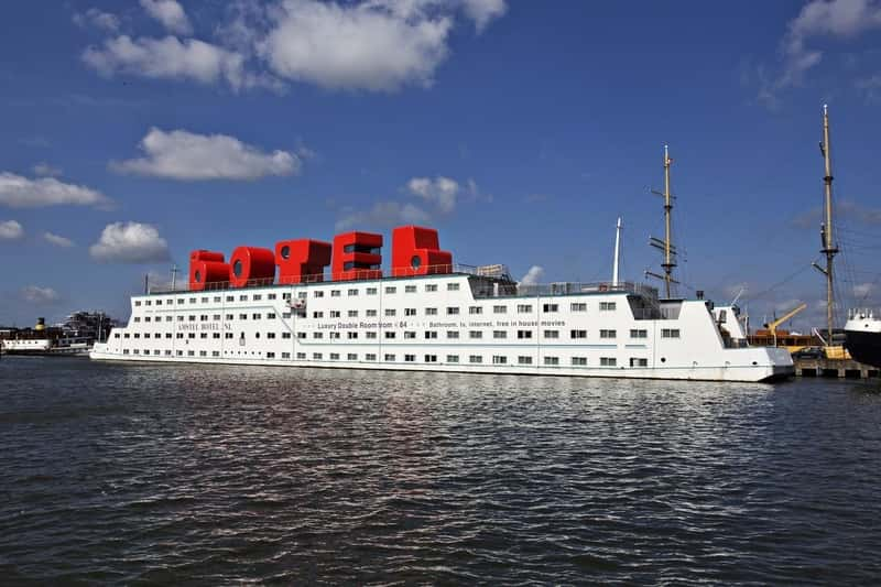 Amstel Botel Amsterdam Review