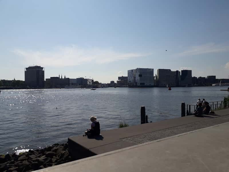 Beautiful sea view in Amsterdam - Amsterdam Review - Budget