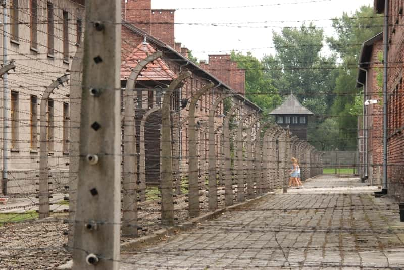 Auchwitz Second World War Nazi Camb Poland