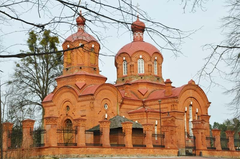 Orthodox Church Orthodox Religion Architecture