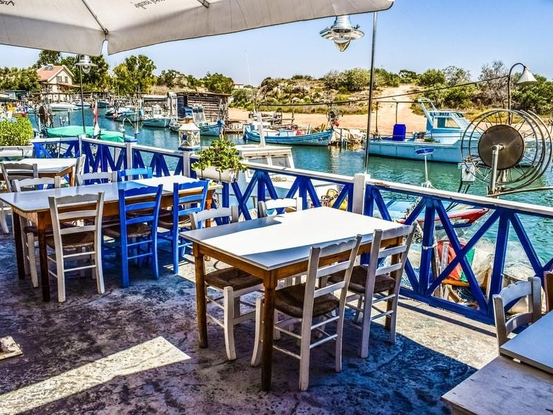 Fish Tavern Potamos Liopetriou