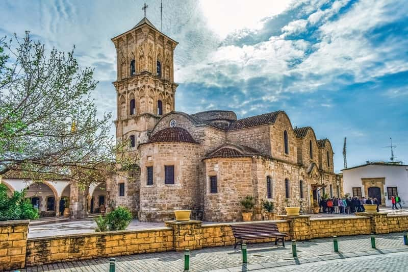 Saint Lazarus Church Larnaca Cyprus