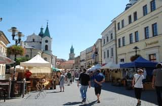Lublin Angel in Poland - Visit Lublin from Warsaw