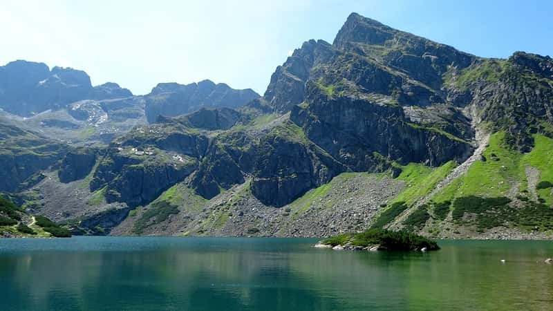 Tatra Mountains Poland - Beautiful Landscape in the Polish mountains - Pictures of Poland