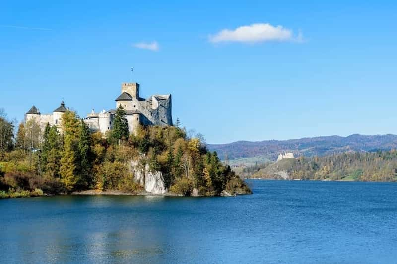 Niedzica Castle, also known as Dunajec castle