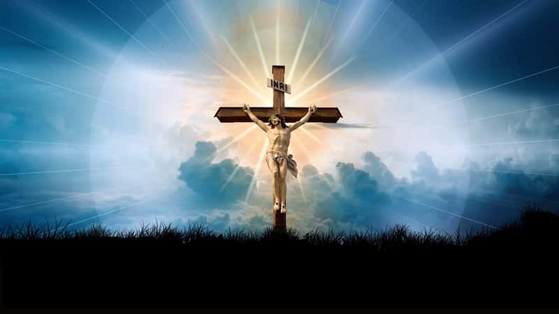 Jesus Christ Cross Easter