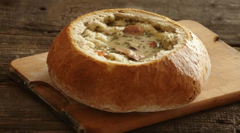 Zurek Soup Easter Tradition Poland