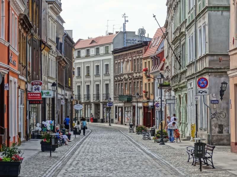πολωνική τοποθεσία που χρονολογείται