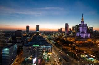 Warsaw by Night - The places to Party