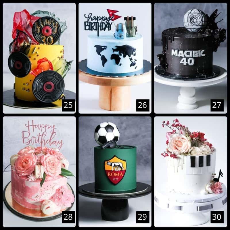 cakes design adults 1