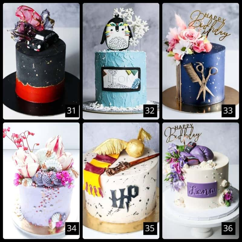cakes design adults 2