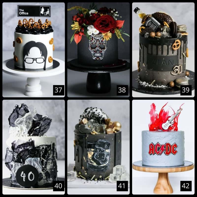 cakes design adults 3