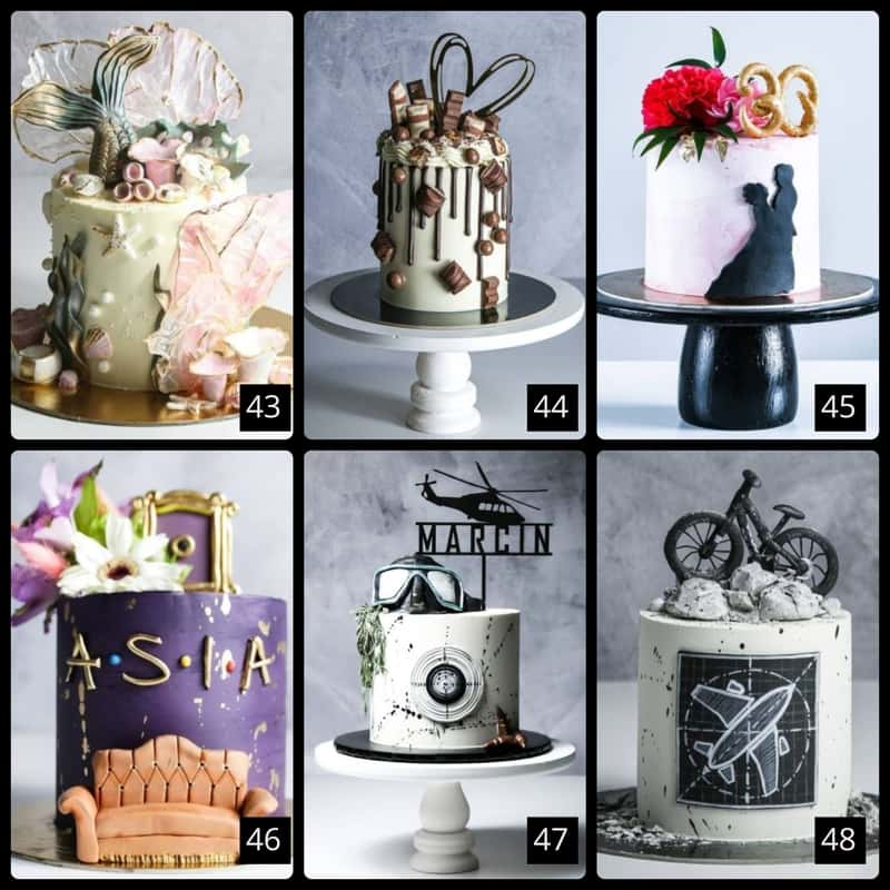 cakes design adults 4
