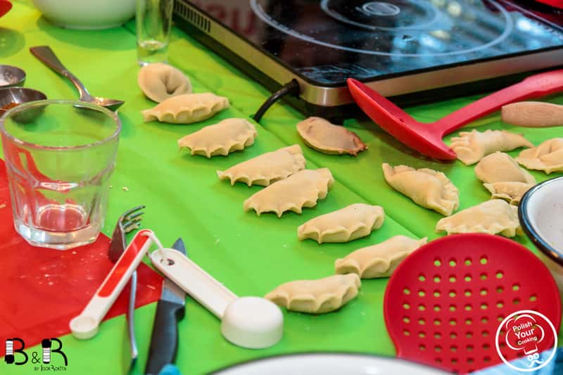 polish cooking in Warsaw - Make grandmas Pierogi and learn the secrets of the Polish cuisine.