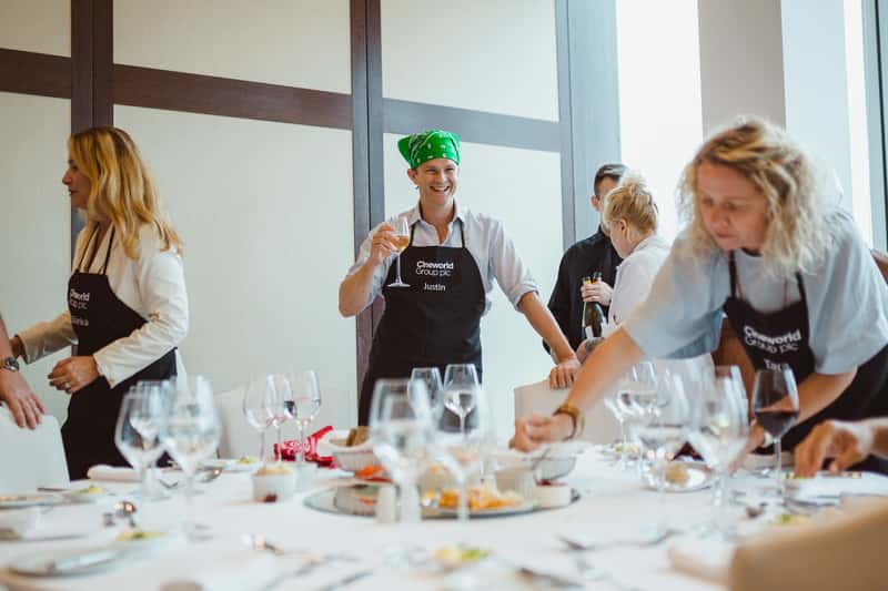 polish cooking classes in Warsaw. Have fun with a group of people and learn some History!