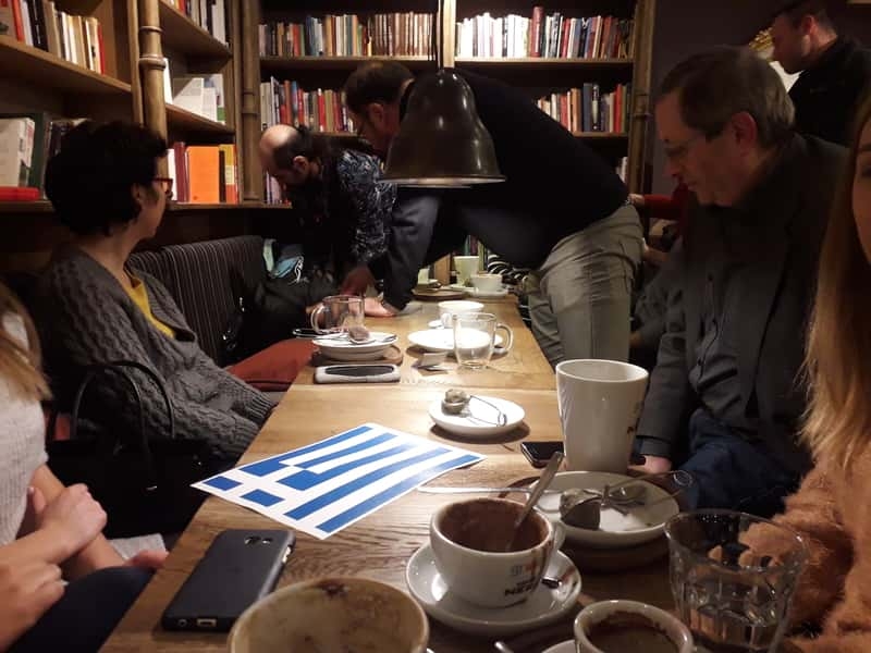 greek language meeting warsaw